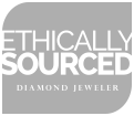 ethically sourced diamond logo image